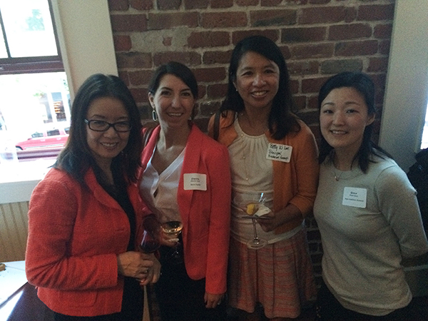 CalCPA and Financial Planning Association Joint Mixer