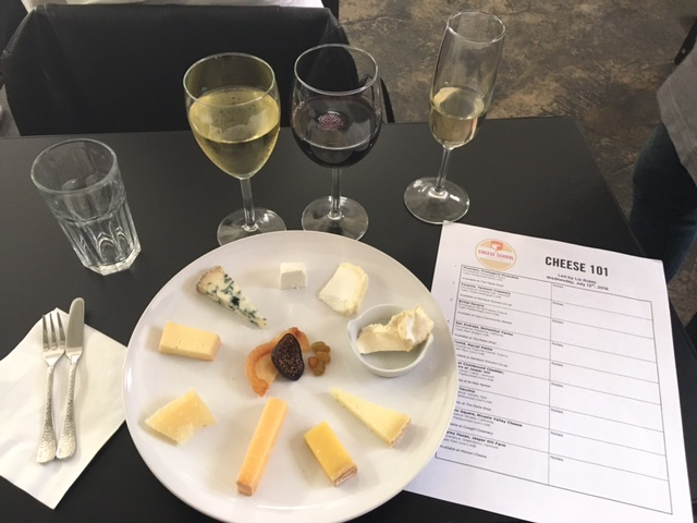 Cheese and Wine Pairing 101