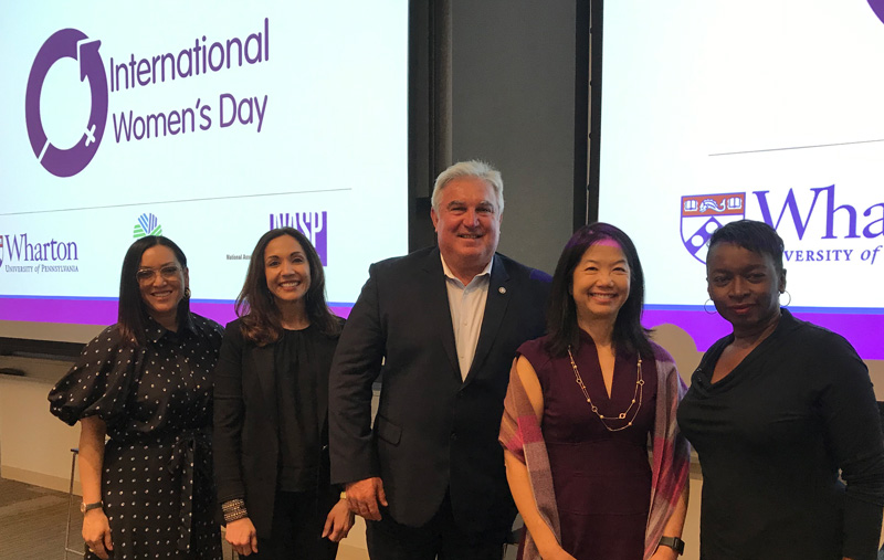 IWD Attendees
